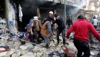 Suriyede son 19 günde 773 sivil hayatını kaybetti