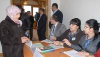 Özbekistanda cumhurbaşkanı seçimi için oy kullanma işlemi sona erdi
