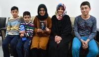 Cumhurbaşkanı Erdoğanın ziyareti, lise öğrencisini sevindirdi