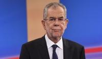 Avusturyanın yeni cumhurbaşkanı belli oldu