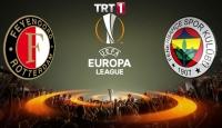 Fenerbahçe maçı TRT1de