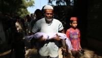 """Arakanda """"insanlığa karşı suç"""" işleniyor"""