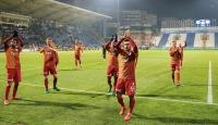 Galatasarayda galibiyet haftası