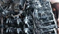Ürdünde askeri uçak düştü, pilot hayatını kaybetti