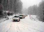 Sinopta kar etkili oluyor
