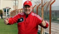 Sivasspor Bakkal ile çok mesut