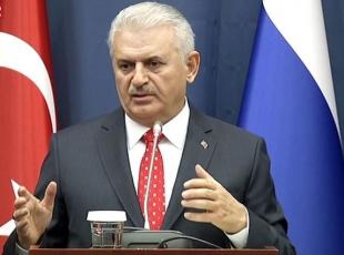 Başbakan Yıldırımdan Rusyada bölgesel güvenlik uyarısı