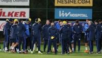 Fenerbahçede Feyenoord maçı hazırlıkları