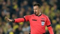 Hüseyin Göçeke UEFAdan görev