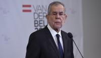 Avusturyanın yeni Cumhurbaşkanı Bellen