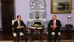 Başbakan Yıldırım, Medvedev ile görüştü