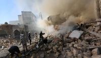 Halepte son 21 günde 828 sivil hayatını kaybetti