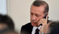 Cumhurbaşkanı Erdoğandan IKBY Başkanı Barzaniye taziye telefonu