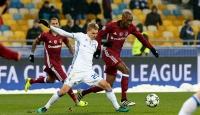 Beşiktaş, Dinamo Kieve mağlup oldu