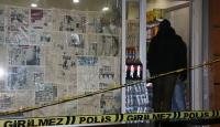 İstanbulda Suriyeli bakkal öldürüldü
