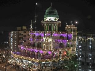 Pakistanda Mevlid kandili hazırlıkları