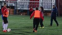 Giresunlu kız çocuklarının futbol aşkı
