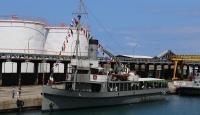 TCG Nusret Mayın Gemisi ziyarete açılıyor