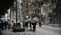 Halepte ölümden çaresizliğe kaçış