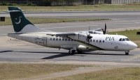 Pakistan Havayollarına ait yolcu uçağı düştü