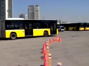 Uçaklardaki karakutular otobüslere de takılıyor
