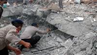 Endonezyadaki depremde ölü sayısı 102ye yükseldi