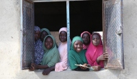 Nijeryadaki Kuran kursuna Almanyadaki Türklerden destek