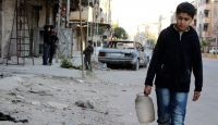 Suriyeli çocukların hayalle gerçek arasındaki yaşamı