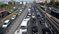 Trafikteki şirket araçlarının sayısı 2 milyonu aştı