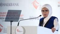 Emine Erdoğan: Bundan sonra da mihenk taşı yine eğitim olacak