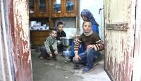 Suriyeli aile yaşam savaşı veriyor