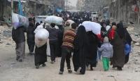 DEAŞ sivil halkı kalkan olarak kullanıyor