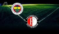 Feyenoord-Fenerbahçe maçının ilk 11leri belli oldu