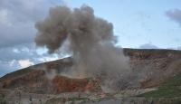 Mardinde bomba yüklü araç bulundu