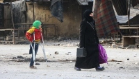 Fransanın Suriyedeki önceliği insanlık dramının sona erdirilmesi