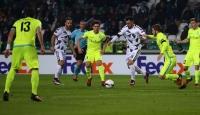 Atiker Konyaspor Avrupaya veda etti