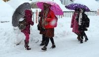 Eğitim-öğretime kar engeli