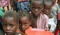 Afrikada açlık sorunu devam ediyor