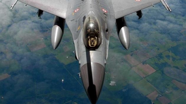 TSK, Irakın kuzeyindeki terör hedeflerini vurdu