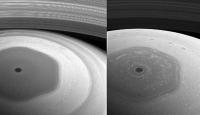 Cassini, yeni yörüngesinden ilk fotoğrafları Dünyaya yolladı