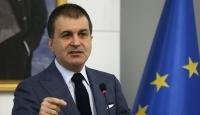 AB Bakanı Çelikten Halep tepkisi