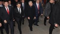 Başbakandan AK Parti ve MHP il başkanlıklarına ziyeret