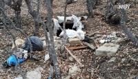 Tuncelide teröristlere ait bir sığınak imha edildi