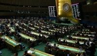 BM Genel Kurulunda Suriye tasarısı kabul edildi