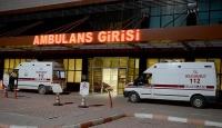 Suriyede yaralanan iki Türk askeri Kilise getirildi
