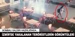 Bombalı saldırı hazırlığındaki teröristlerin görüntüleri