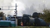 Bulgaristanda doğal gaz taşıyan trende patlama: 4 ölü
