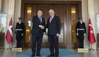 Başbakan Yıldırım, Danimarkalı mevkidaşını kabul etti