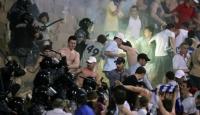 Ukrayna futbolunda şiddet tırmanıyor