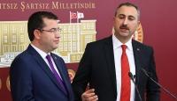 AK Parti ve MHPden Anyasa değişikliği açıklaması